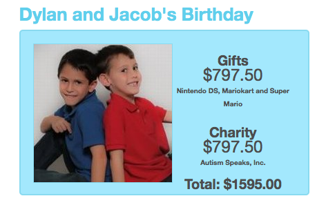 For Their 7th Birthday Dylan And Jacob Got A Nintendo Ds