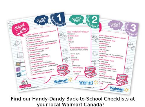Walmart-Lists